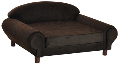 Premier Pet Sofa brown crypton